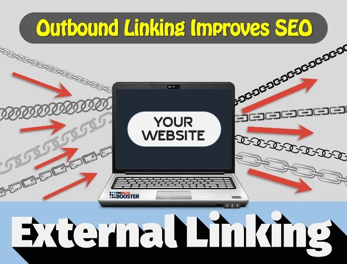External Linking Improves SEO