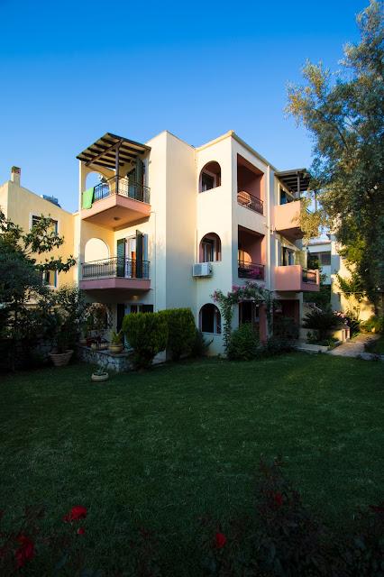 Appartamenti Philippos-Nikiana
