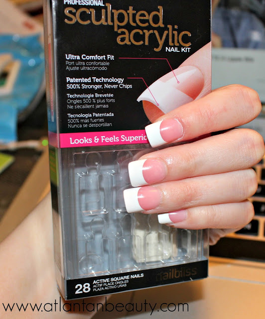Nail Bliss Professional Sculpted Acrlyic Nail Kit
