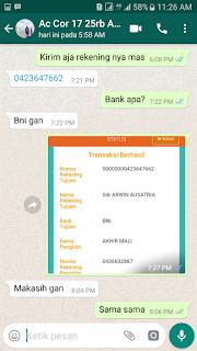 sales cug GARANSI Daftar CUG Telkomsel (3)