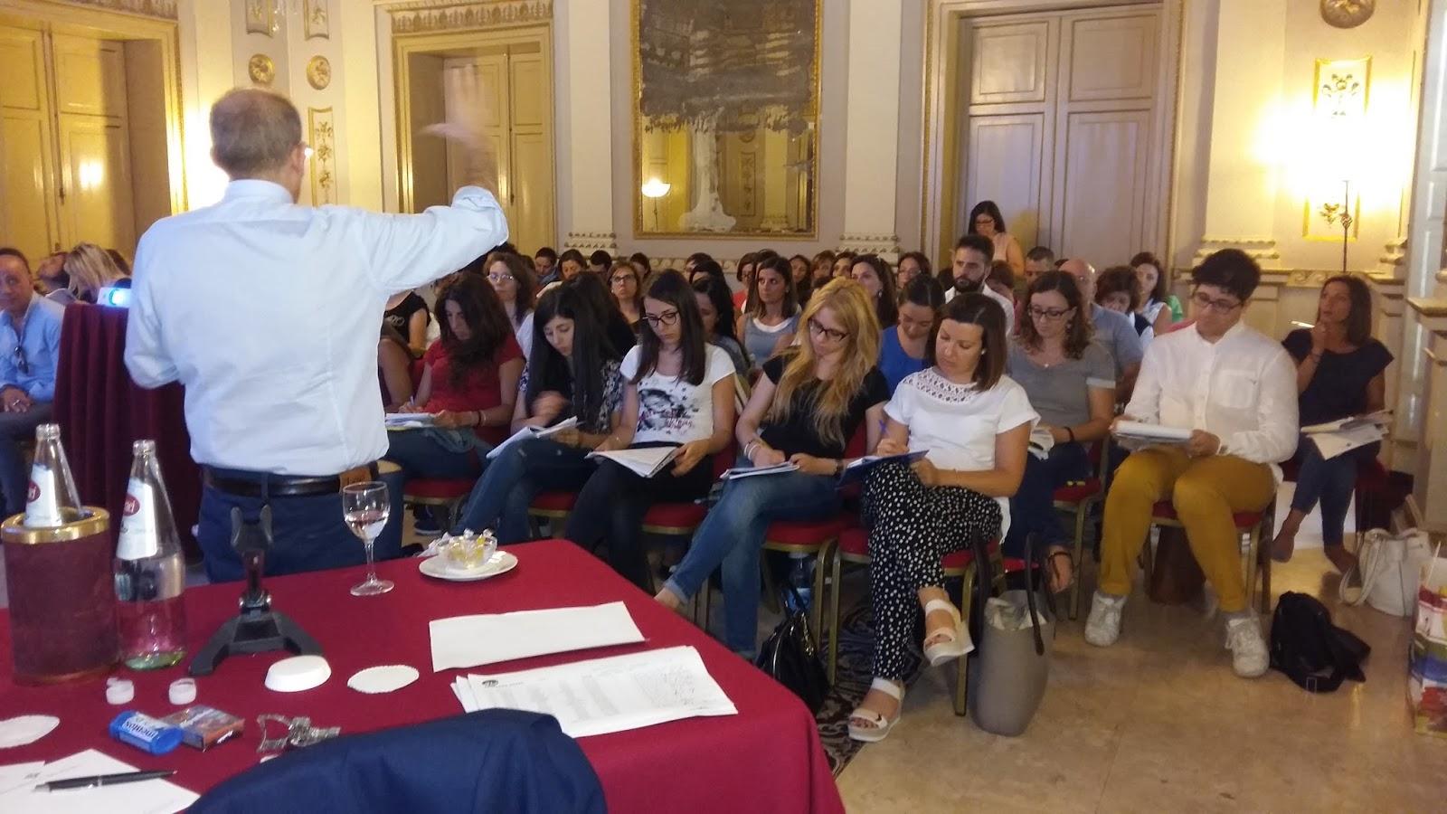 Ufficio Collocamento A Palermo : Palermo 10 giugno 2017 corso docenti in un giorno tre punti per