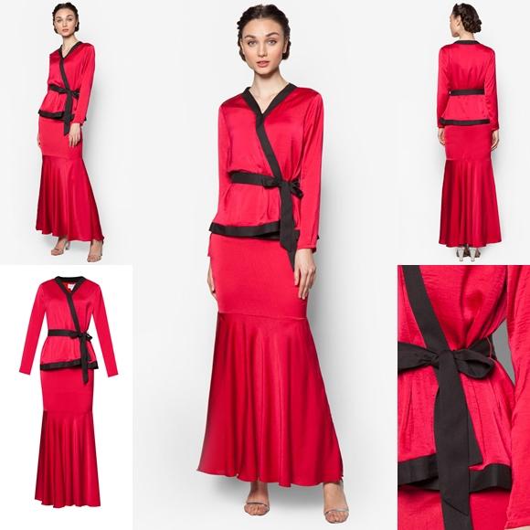 Baju Raya 2016 Baju Kurung Kimono Moden Fesyen Terkini