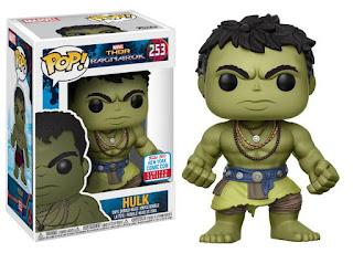 Pop! Marvel: Thor Ragnarok – Casual Hulk.
