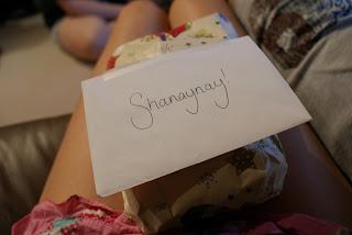 Shanaynay - Christmas 2012