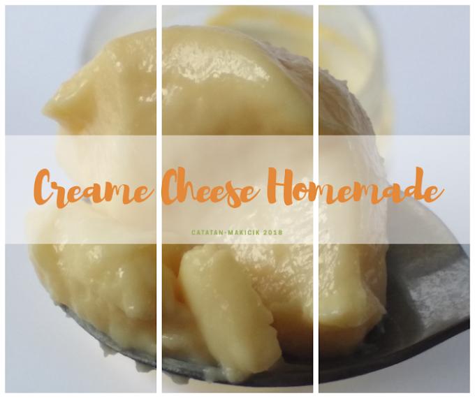 Simple Cream Cheese Homemade