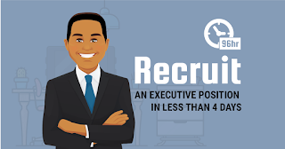 How to recruit for an executive position in under 4 days