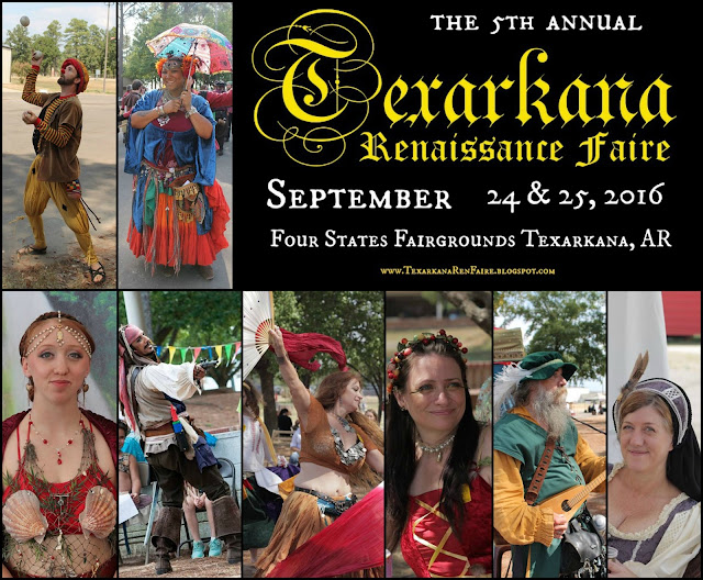 2016 Texarkana Renaissance Faire