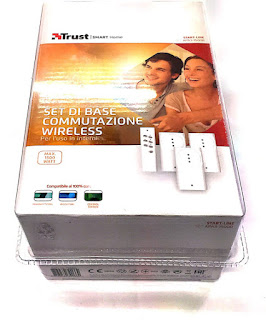 TRUST 72066 SET DI BASE WIRELESS