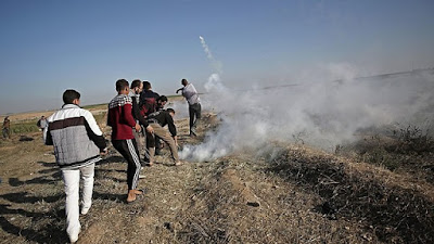 Israel vai agir com mais força se protestos violentos na fronteira de Gaza persistirem