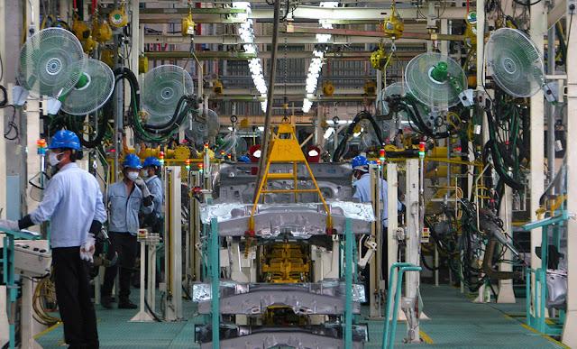 Mitsubishi vượt mặt Toyota và Honda về xuất khẩu ô tô