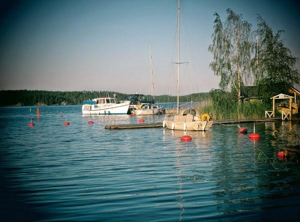 satama vene boat harbour
