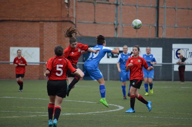 Copa Vasca | Pauldarrak llega a semifinales tras remontar a un Betiko Neskak que acabó con siete