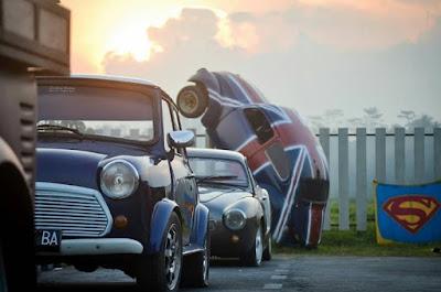 Rongsokan yang Instagrammable, Junkyard Autopark & Cafe