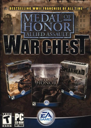 Medal of Honor Allied Assault War Chest PC Full Español