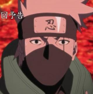Naruto Shippuden  Episode 463 - Kakashi Hatake - www.uchiha-uzuma.com