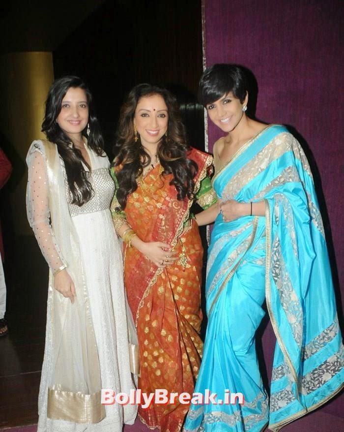 Amy Billimoria, Madhurima Nigam, Mandira Bedi, 'Three Women' Musical Theatre Premiere Pics