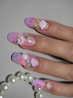 elegant nail art designs  make up tips  nail art  hair