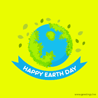 Happy Earth Day 2019 Greetings