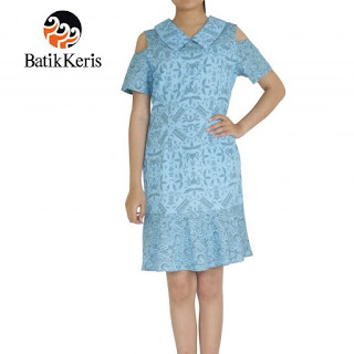 model sackdress batik wanita