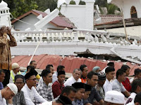 Dana Rekonstruksi Gempa Aceh Hampir Rp1 Triliun
