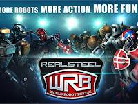 Free Download Real Steel World Robot Boxing MOD APK 22.22.554 Terbaru