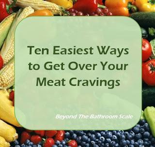 ten easiest ways to get over your meat cravings