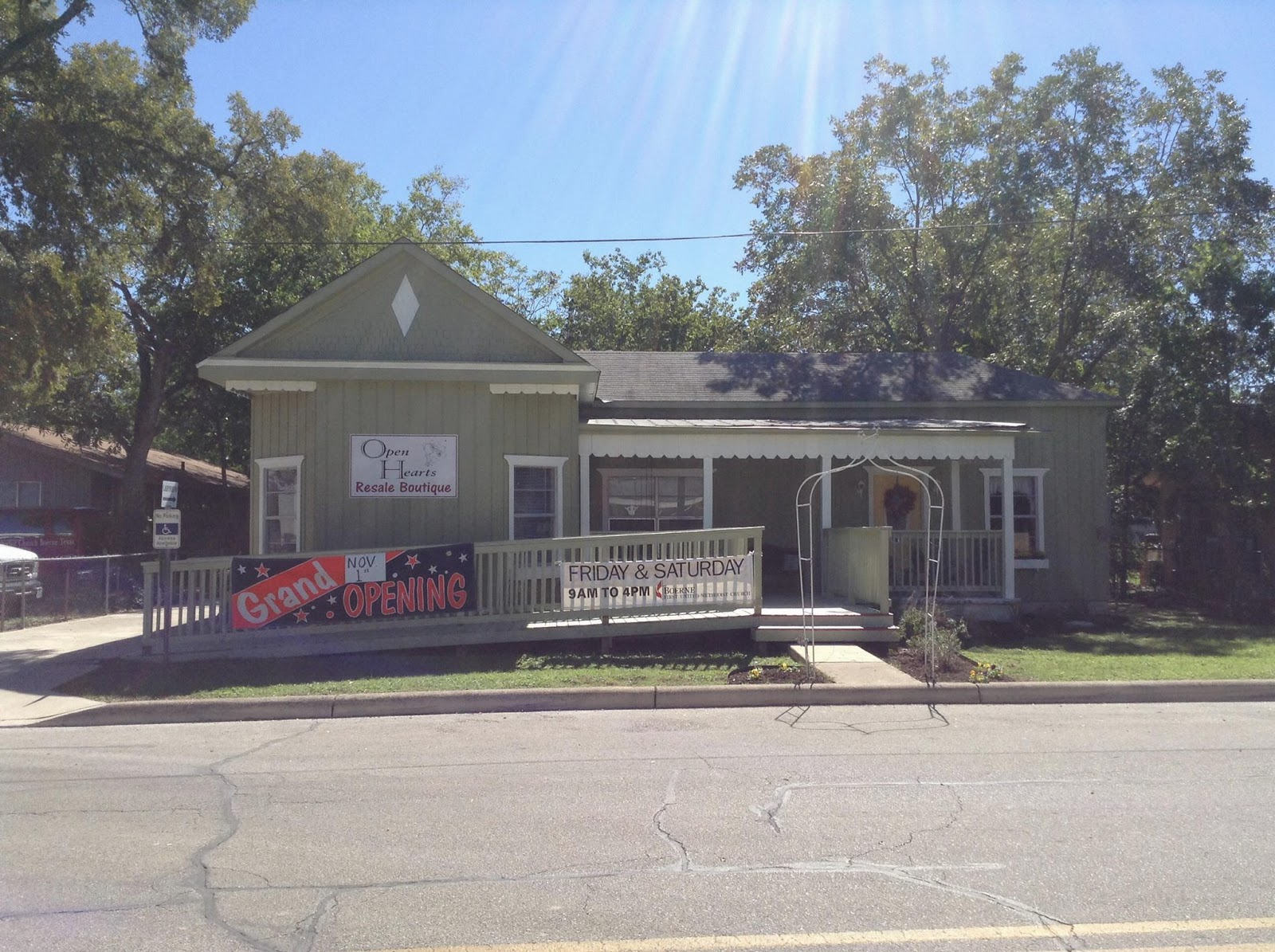 Resale Furniture San Antonio Thrifting For a Cause: Boerne