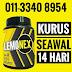 14 Hari Turun Berat Badan Dengan Lemonex