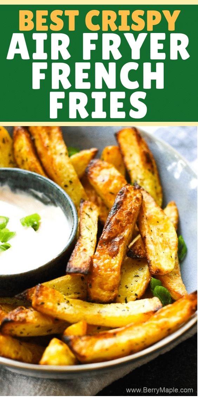 Crunchy Air Fryer French Firesa
