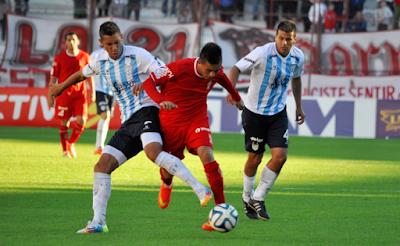 Estudiantes vs Unión Santa Fe
