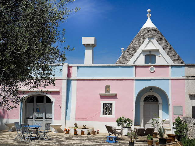 Exclusive B&B Trullo Sovrano