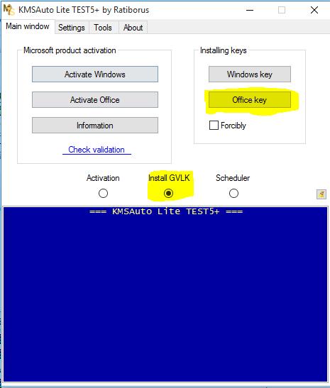 KMSAuto Lite Portable TEST5+ - softwareku