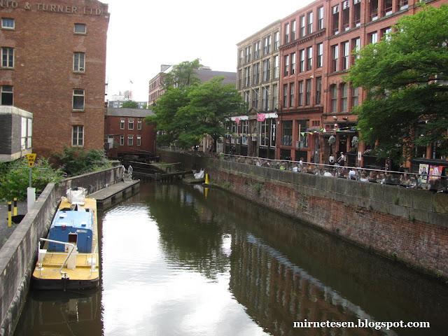 Каналы Манчестера
