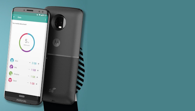 This might be Motorola's Moto Z3 and Moto Z3 Play