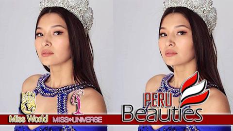 Elmara Buranbaeva es Miss Kyrgyzstan 2018 / 2019