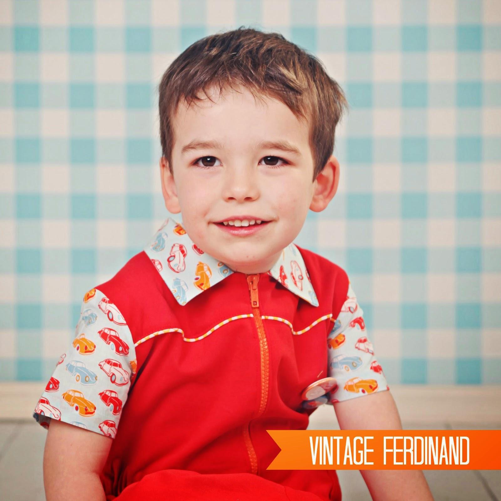 Vintage Ferdinand, Pieke Wieke for Soft Cactus