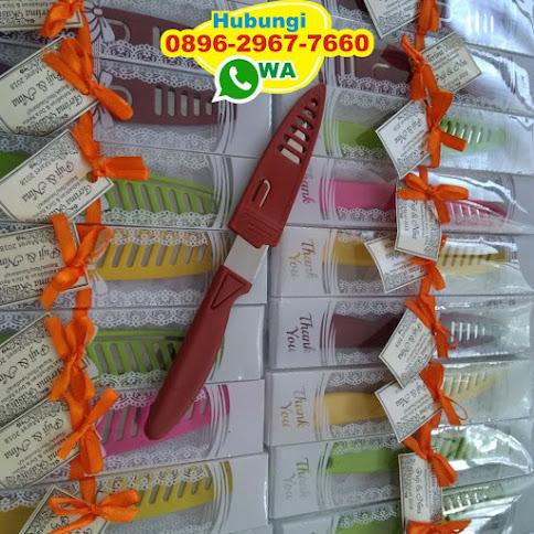 souvenir pernikahan pisau murah 52883