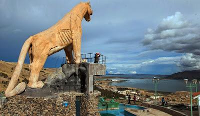 Mirador Puma Uta, Puno y alrededores, Visitar Puno Peru
