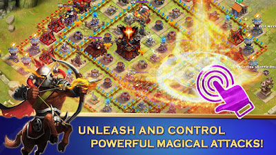 Clash of Lords 2 Data + Mod Apk For Android