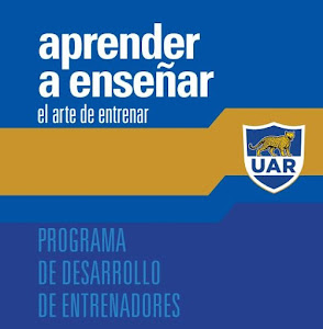 Instructivo para capacitaciones UAR