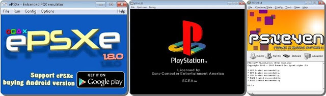 PS1/PSX EMULATOR (bernostalgia bermain game psone di pc)