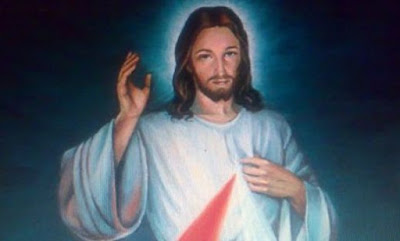 Divine Mercy Image of Christ