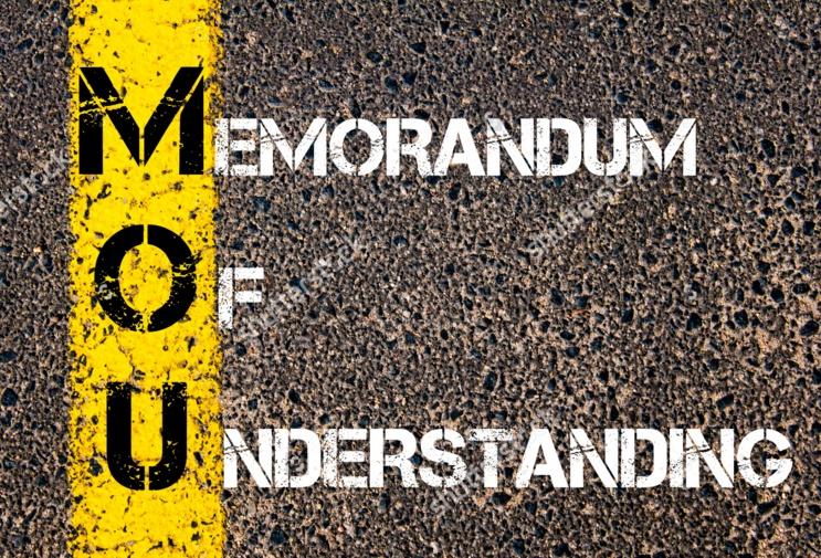 Memorandum Of Understanding [MOU]