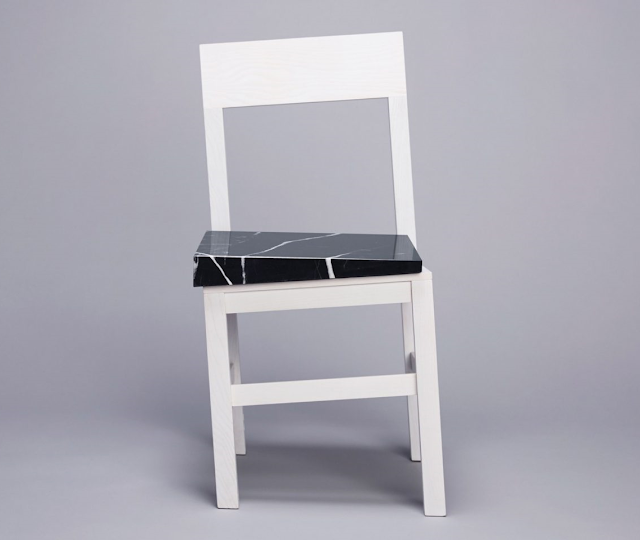 This chair makes me wish to interrupt things. When You See It