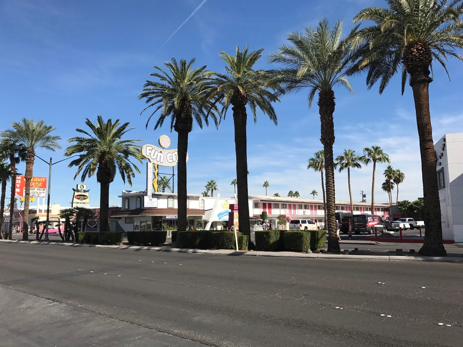 Car Rental Along S Las Vegas Blvd