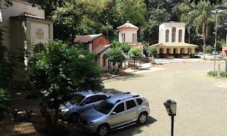 Santuário das Sete Capelas - Ribeirão Preto