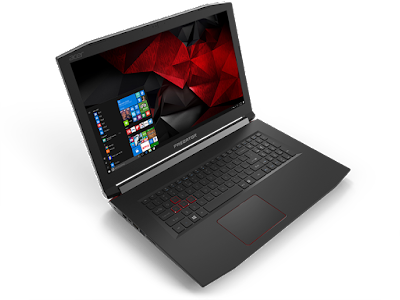 Accer Predator Helios 300 gaming Notebooks announced