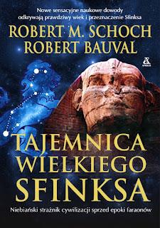 Tajemnica Wielkiego Sfinksa - Robert M. Schoch, Robert Bauval