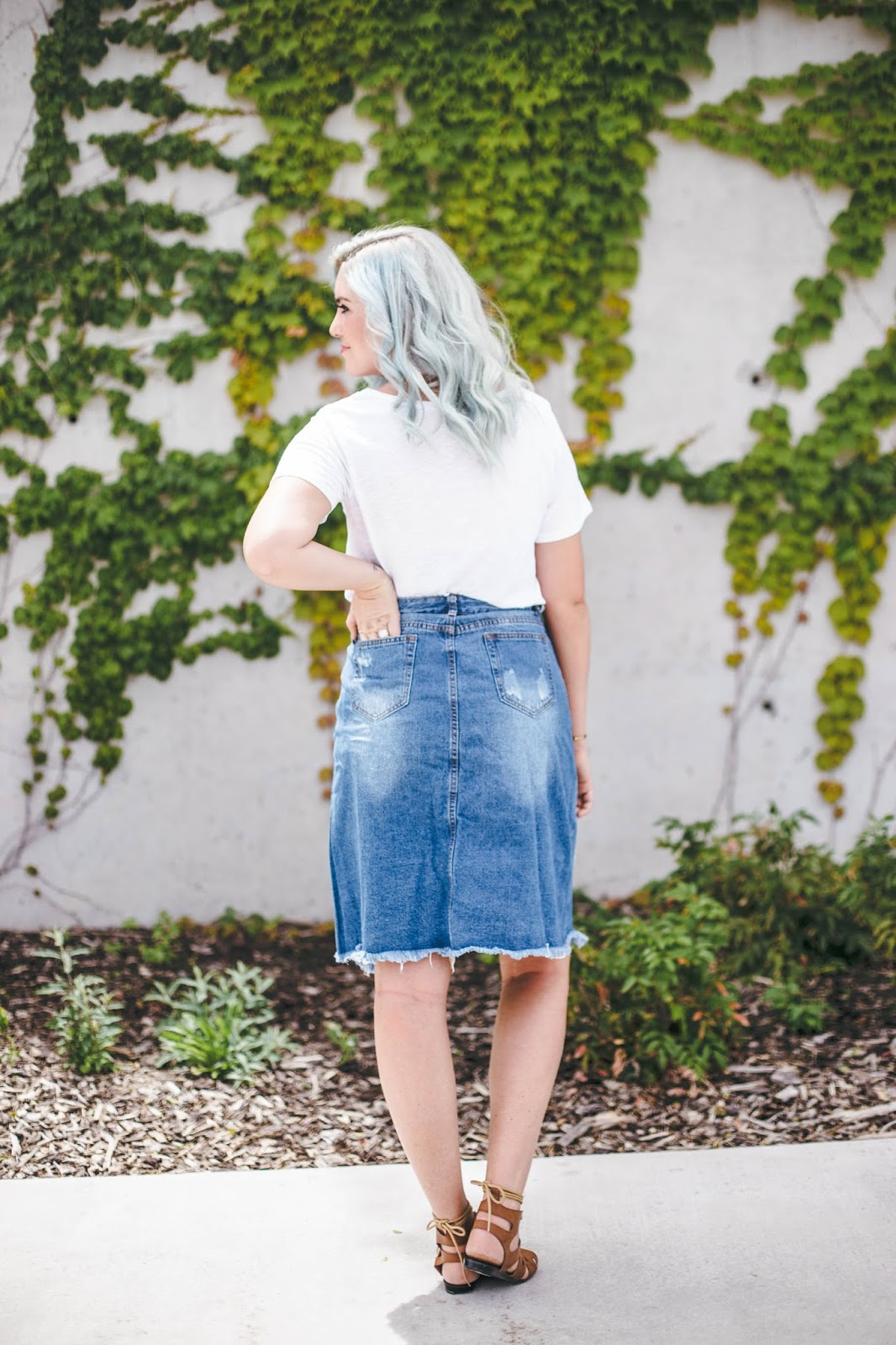 Summer outfit, Utah Fashion Blogger, Modesty