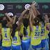 Sloppy Joe's C.D. Gines Baloncesto Subcampeón Campeonato de Andalucía Infantil Femenino 2018